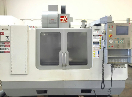 How to setup and run a HAAS machining center