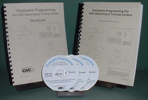 CD-Rom Course: Parametric Programming for CNC Machines