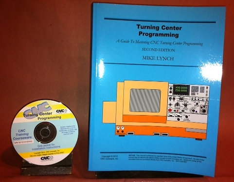 CD-Rom Course: Turning Center Programming