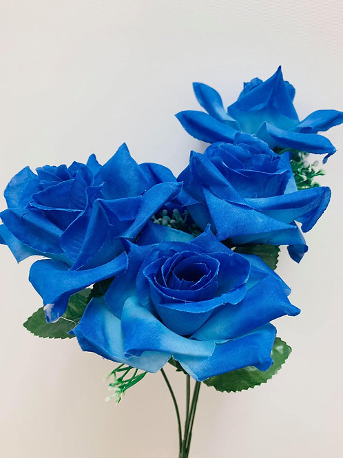 Blue Rose (Bunch Of 5)