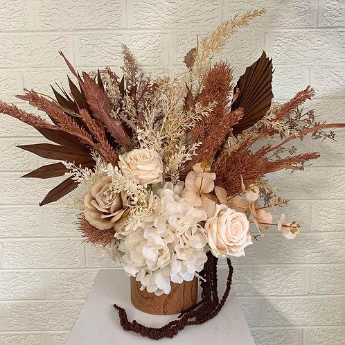Rustic Boho Florals