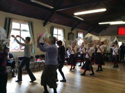 Ansley & Glorishears dance Highland Mary