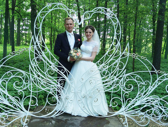 Свадебный сезон открыт!