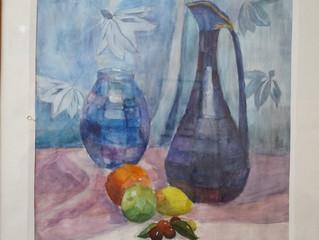 Выставка художественного отделения «Натюрморт»