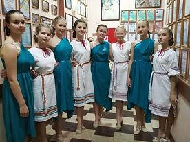 Хореографическое отделение Апрелевской школы искусств