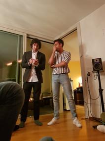 Birthday Party, Zurich
