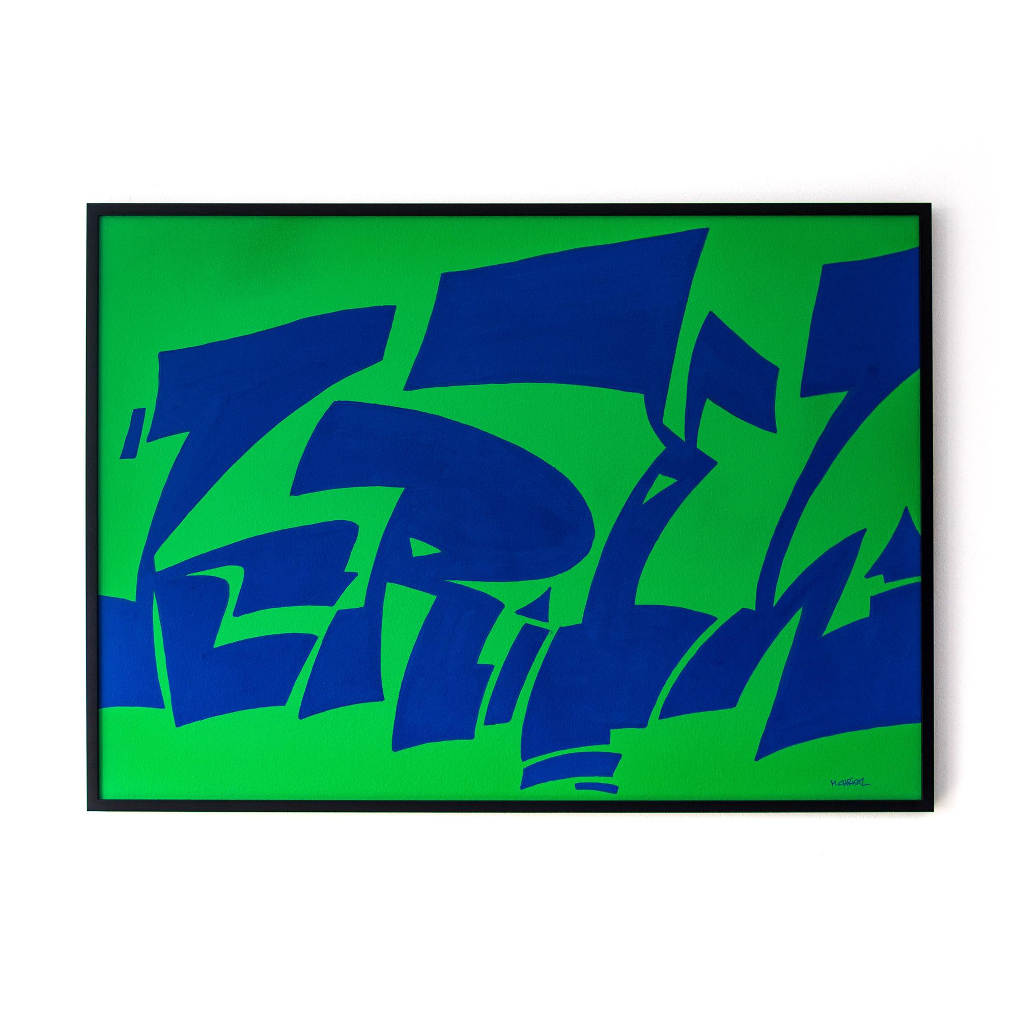 SOLID SOLO revoltgreen.echtblau