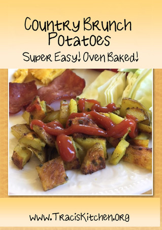 Country Brunch Potatoes