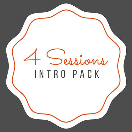 4 Session pack