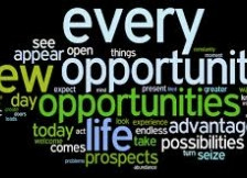 Making The Most Of Opportunity
