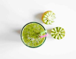 Zelené smoothie s Matchou
