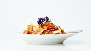 Těstoviny s Goji pestem
