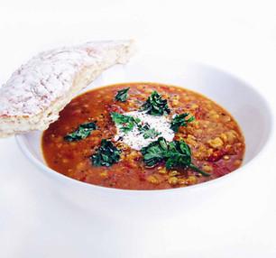 Báječná polévka z červené čočky