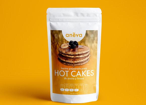 Harina para Hot Cakes de Avena y Linaza