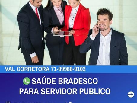 Servidor Publico | Adesão Saude Bradesco | Tabelas Qualicorp