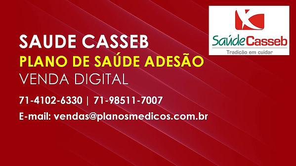 PLANO DE SAUDE POR ADESAO SAUDE CASSEB