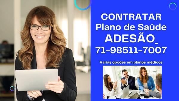 PLANOS DE SAUDE ADESÃO