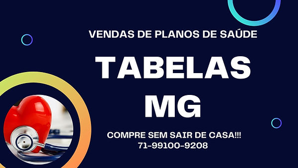 planos de saude em Minas Gerais