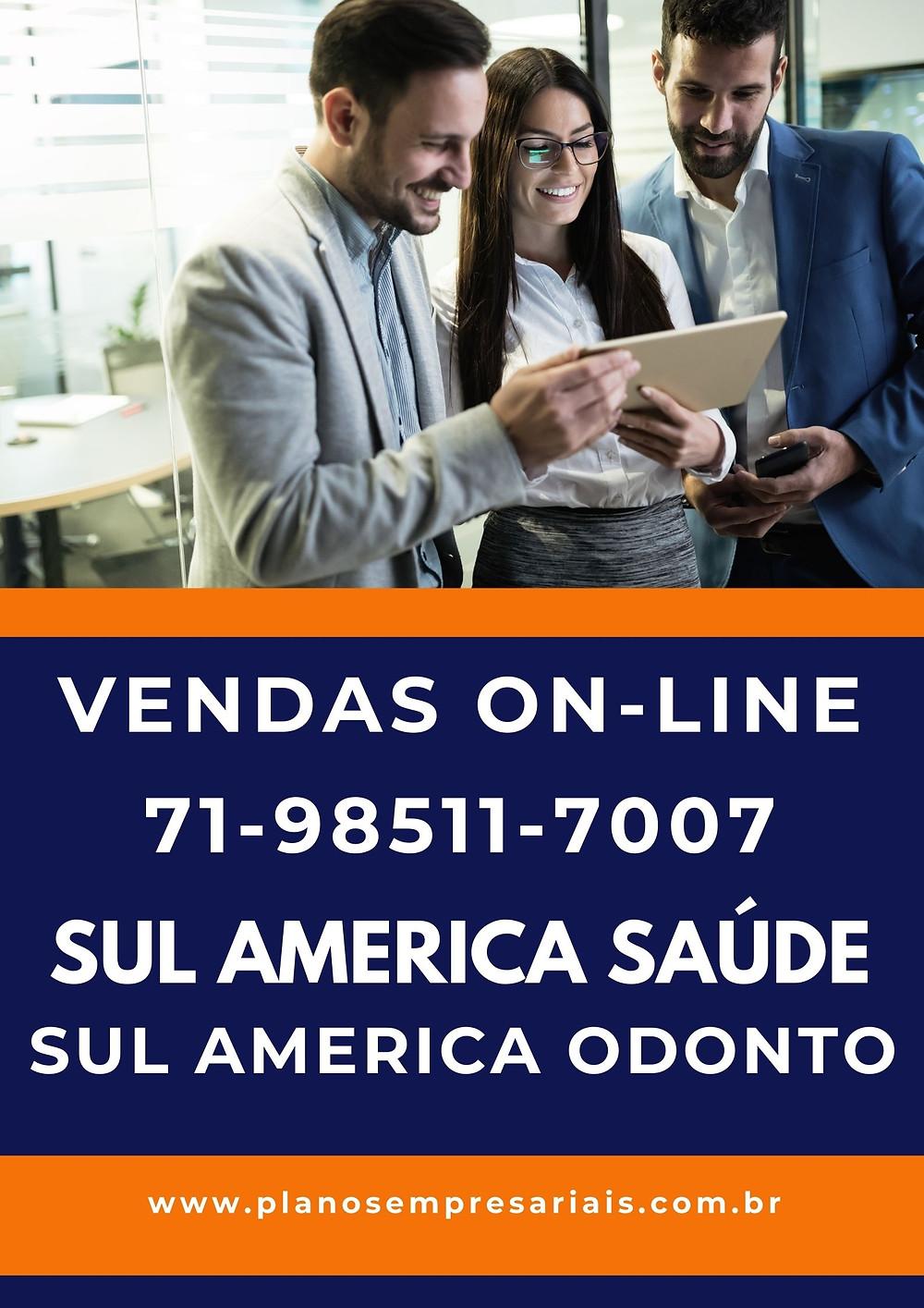 NACIONAL - Compre seu plano de Saude Sul America Saude