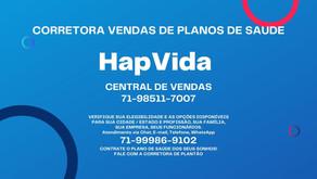 71-98784-0037 - Tabelas de Preços HapVida - Para Empresas - Candeias