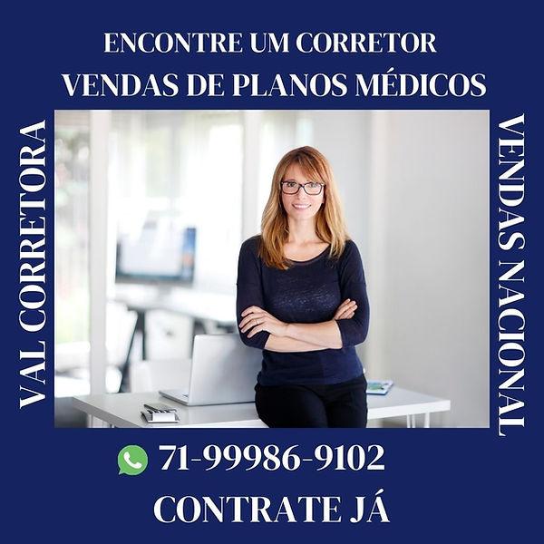 VALCORRETORA PLANOS DE SAUDE VENDA ONLIN