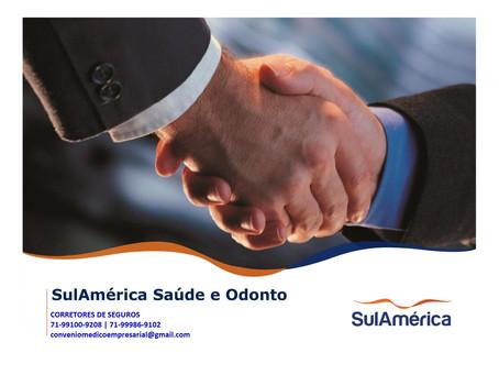Venda Digital | SulAmerica Seguros | Individual | Empresarial
