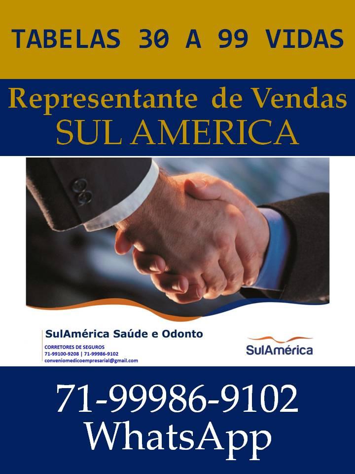 Tabelas de Preços - SulAmerica Saude Empresarial - Salvador