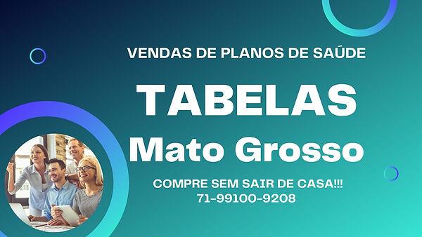 PLANO DE SAUDE EM MATO GROSSO