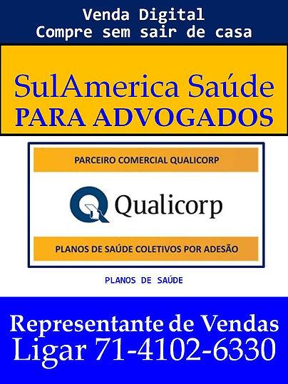 PLANO DE SAUDE SUL AMERICA SAUDE PARA ADVOGADOS