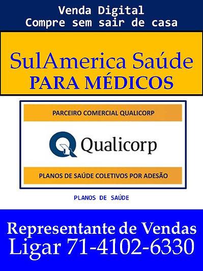 PLANO DE SAUDE SUL AMERICA SAUDE PARA MEDICOS