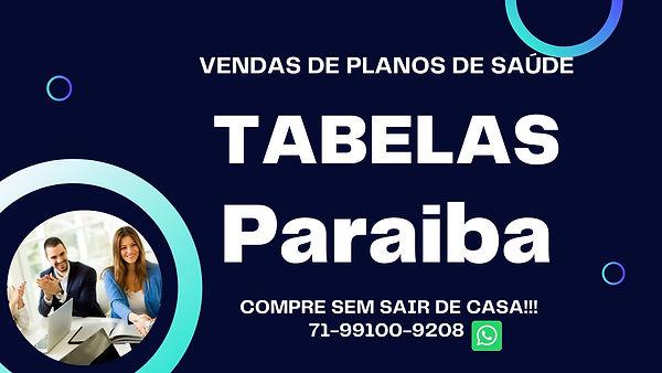 PLANOS DE SAUDE EM PARAIBA
