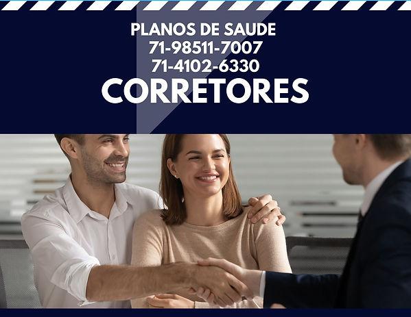 CORRETORA, PLANOS DE SAÚDE SULAMERICA SAÚDE