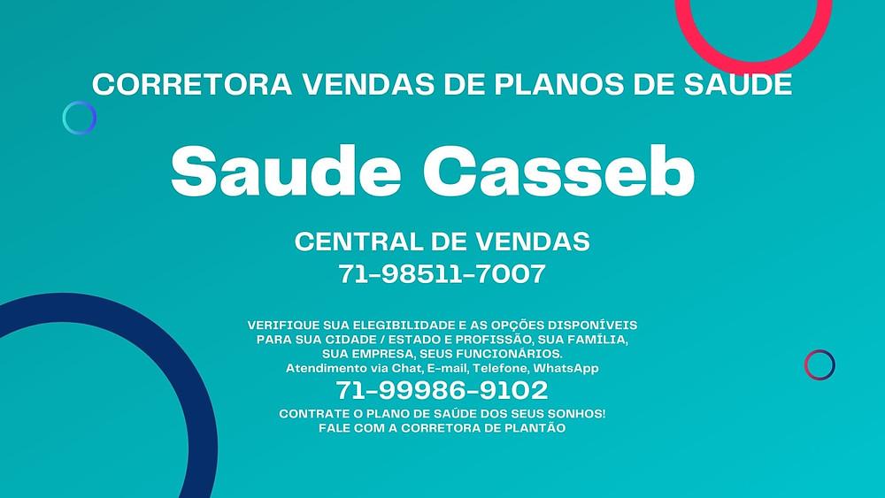 Tabelas de Preços - Casseb Saude Empresarial 02 a 99 vidas
