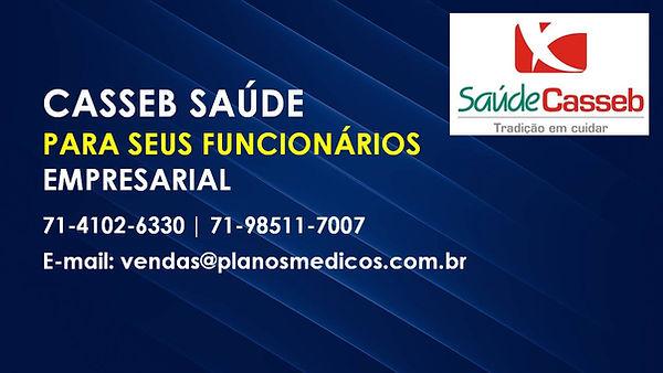 CONTRATAR PLANO DE SAUDE CASSEB EM SALVALVADOR