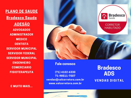 Saude Bradesco ADS