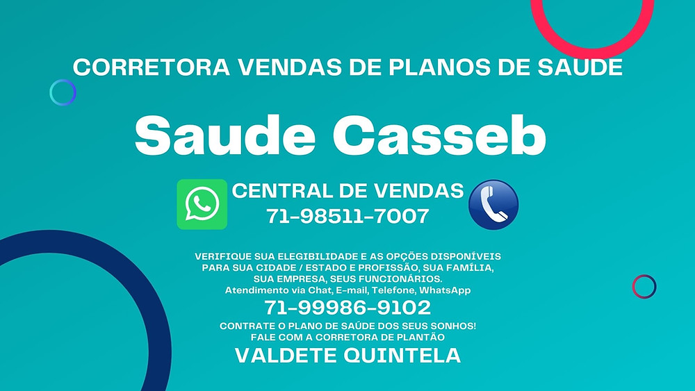 Saude Casseb | Tabelas Vallor | Planos por Adesão