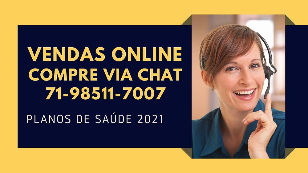 Vendas Online - Planos de Saude
