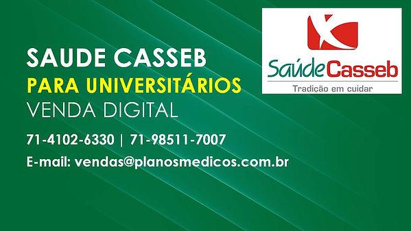 SAUDE CASSEB POR ADESAO INDIVIDUAL