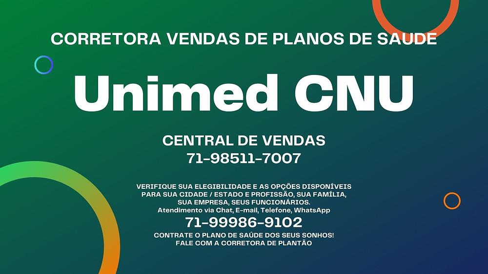 Central Nacional Unimed | Adesão | Vendas Online