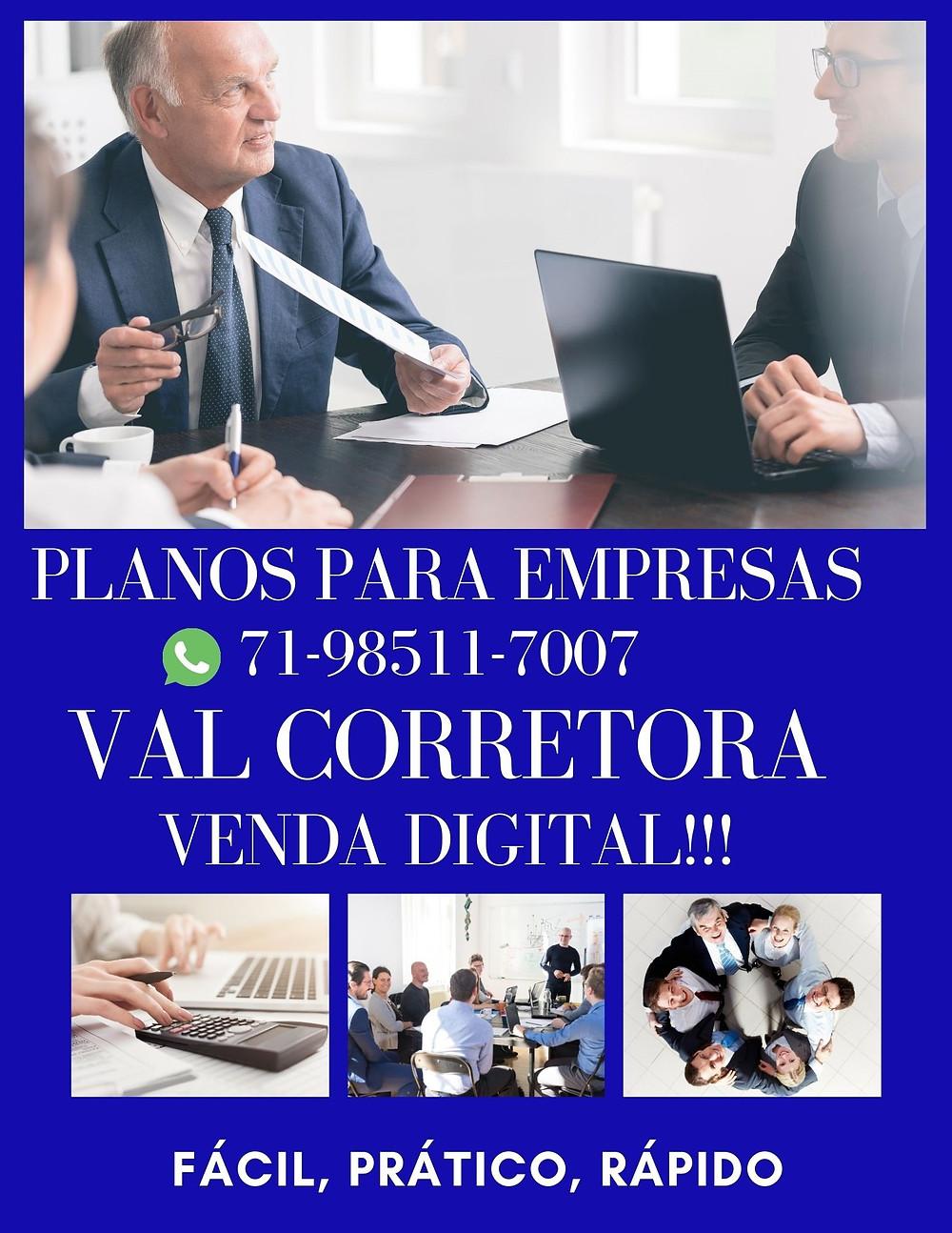 Empresarial | Planos de Saúde
