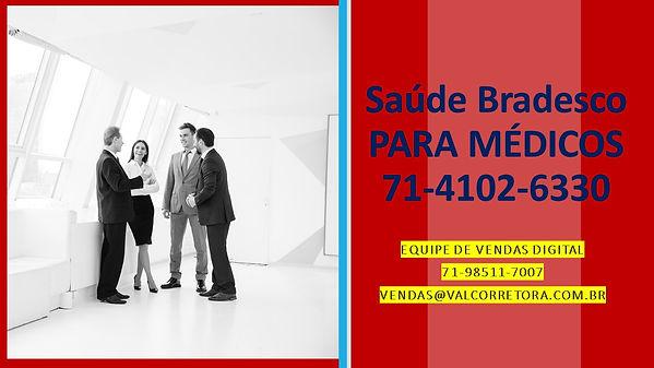 SAUDE BRADESCO PARA MEDICOS
