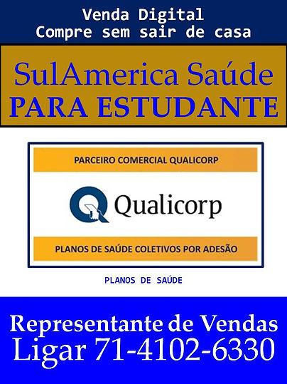 PLANO DE SAUDE SUL AMERICA SAUDE PARA ESTUDANTES