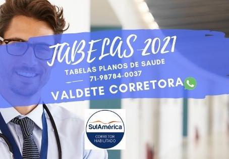SulAmerica Saude - Tabelas Qualicorp