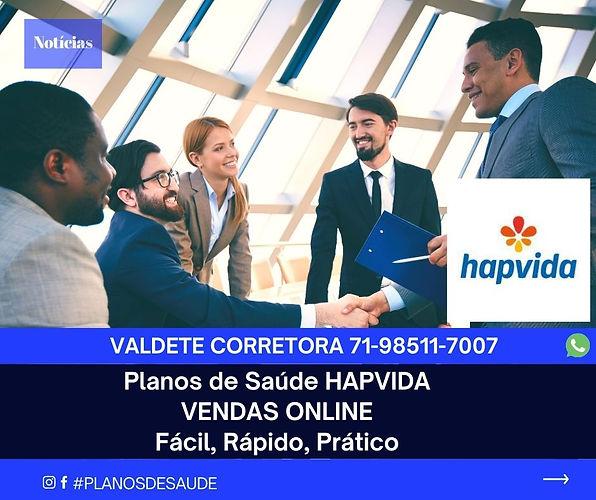 PLANO EMPRESARIAL HAPVIDA