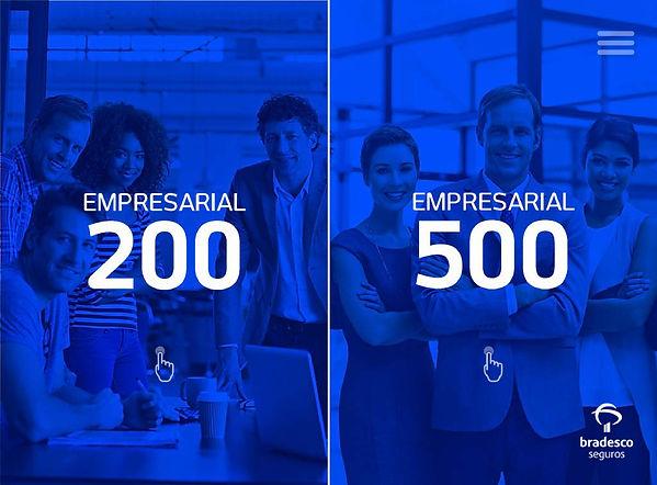 BRADESCO SaudeEmpresarial-200,500 VIDAS.