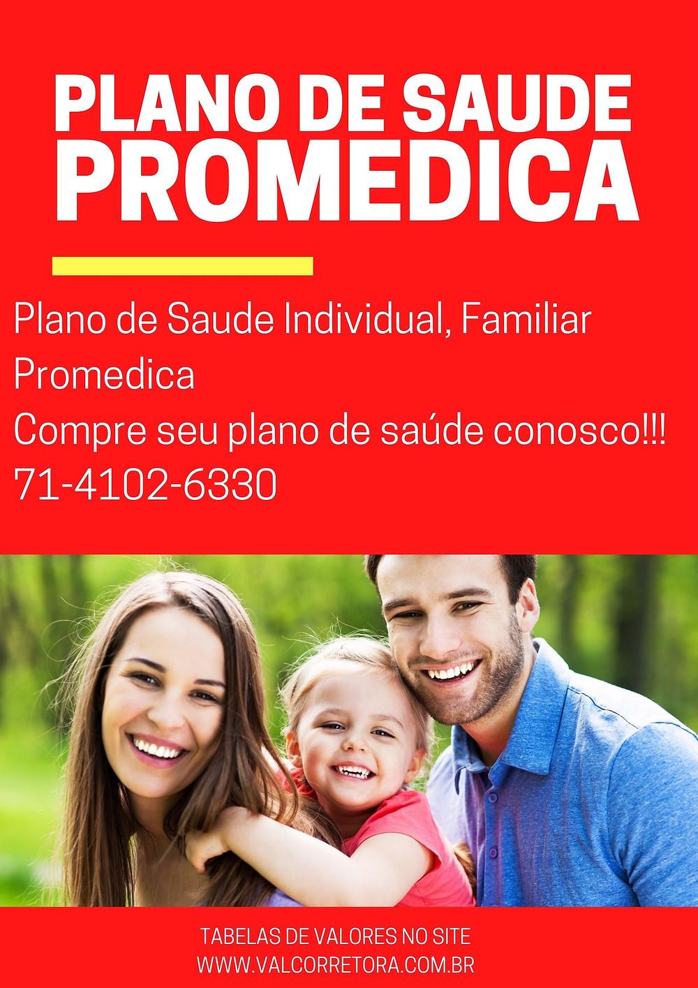 Promedica Plano Individual em Salvador