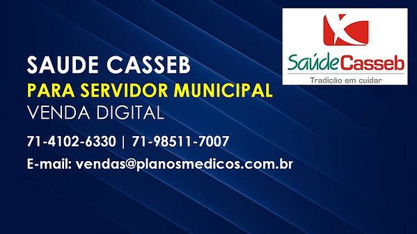 SAUDE CASSEB PARA SERVIDOR MUNICIPAL