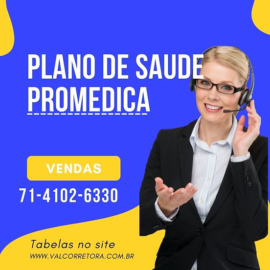 Planos de Saude Individual Promedica