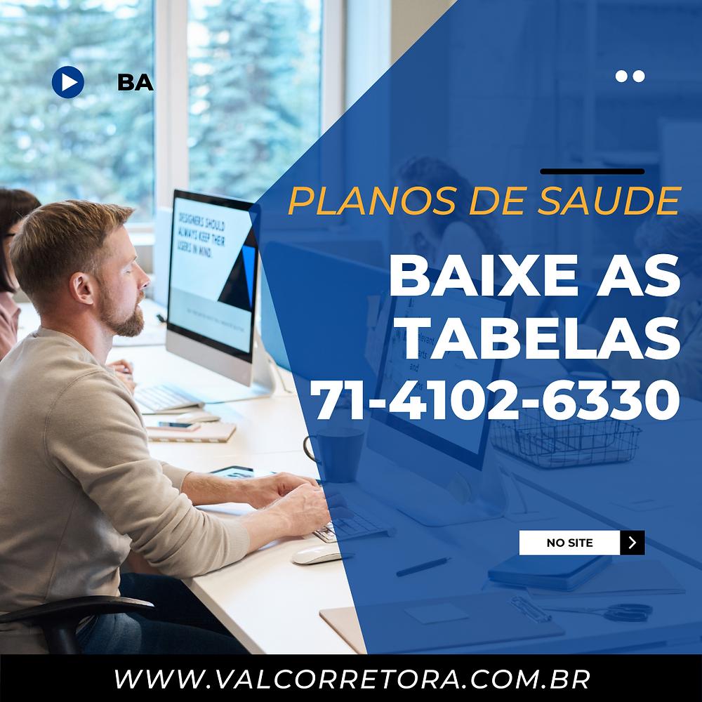 Corretora Planos de Saude | Valdete Quintela-71-99986-9102