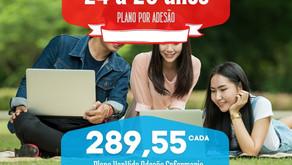 Comparativo 2021/Tab Planos de Saude Salvador-BA